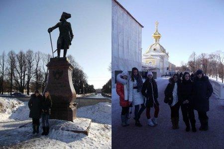 Екскурсія до міста-героя Санкт-Петербурга