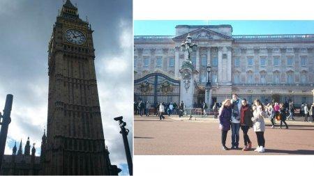 Подорож до Англії