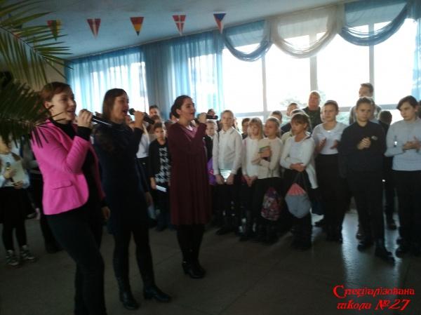 Міжнародний день волонтера у школі!