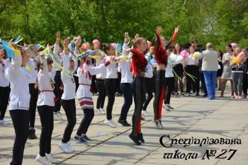 VII Фестиваль « Молодь обирає  здоров'я»