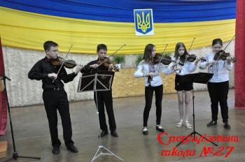 Звіт директора школи Мітковської Ірини Анатоліївни