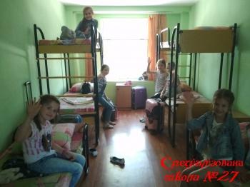 Позаміський табір відпочинку