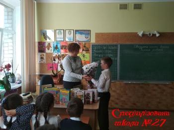 Школа зустрічає гостей!