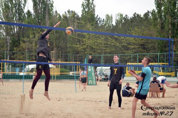 Вітаємо переможців фінального змагання з волейболу пляжного обласної Спартакіади!