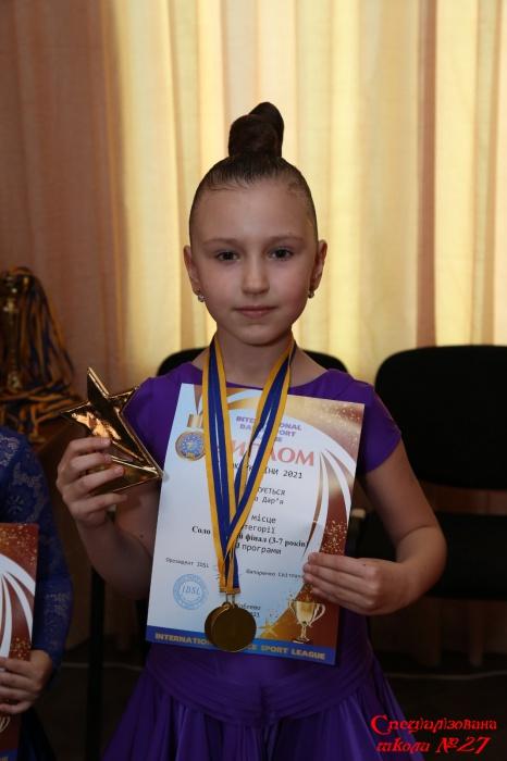 Вітаємо переможців танцювального конкурсу КУБОК УКРАЇНИ 2021